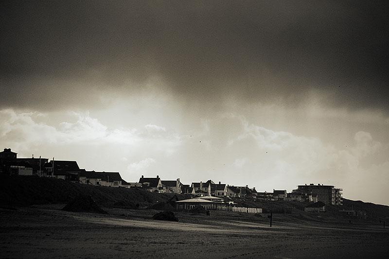 Fotoserie: Zandvoort na de zomer