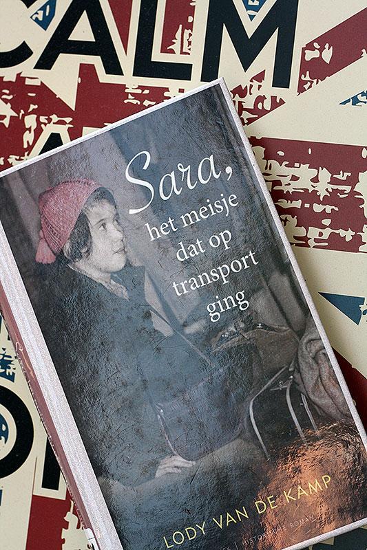 Sara het meisje dat op transport ging