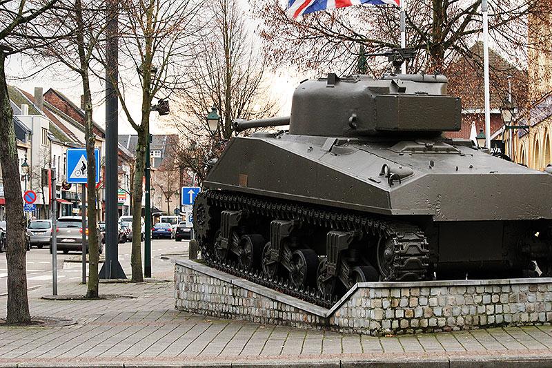 Op naar 75 jaar bevrijding: Leopoldsburg