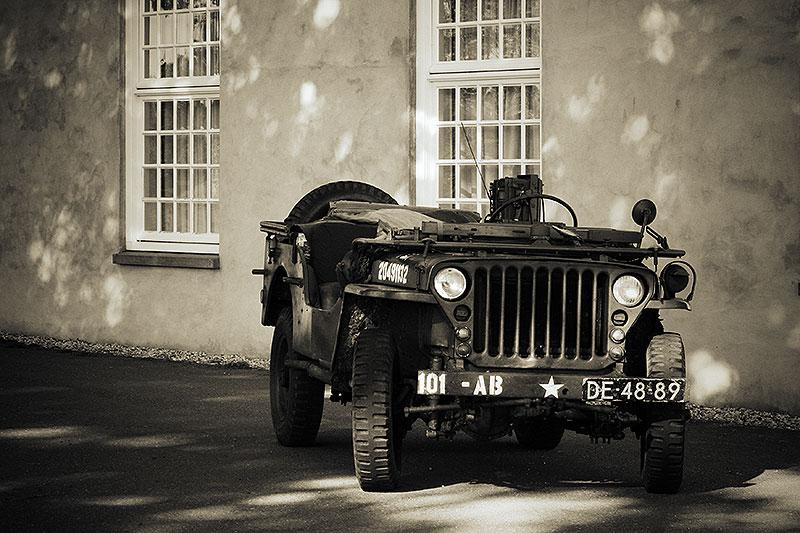 De grootste nadelen aan de Willys jeep