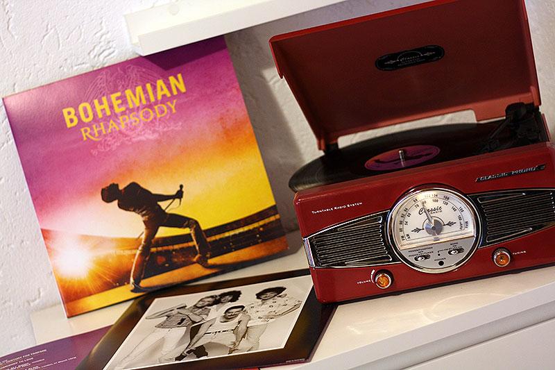 Op mijn platenspeler: Bohemian Rhapsody