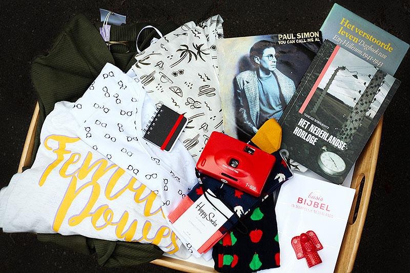 Shoplog: Kleding, camera en een boek vreemdgenoeg
