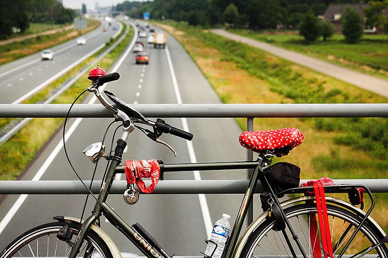 Waarom fietsen me blij maakt