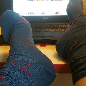 Best wel bijpassend sokken