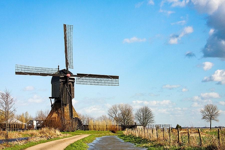 Fotoserie: Hollandser kan bijna niet