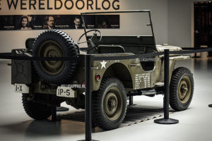 Oorlogsmuseum Overloon na corona