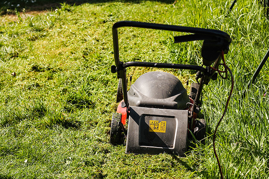 17 dingen die ik denk over grasmaaien