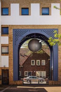 Volta Galvani de kleurrijke wijk van Eindhoven